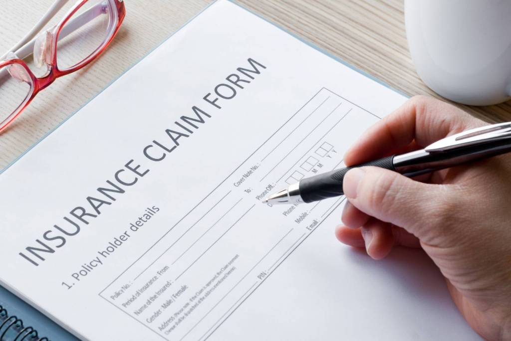 all about insurance claims