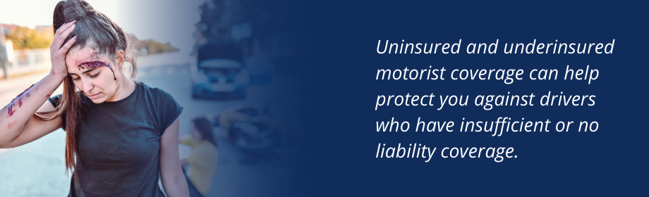 Quote about uninsured and underinsured motorist coverage